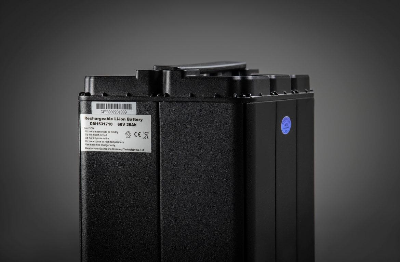 E4 1900W doppia batteria 8